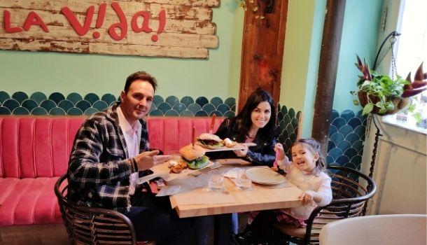 Lee más sobre el artículo Hamburguesa vegana en La Latina