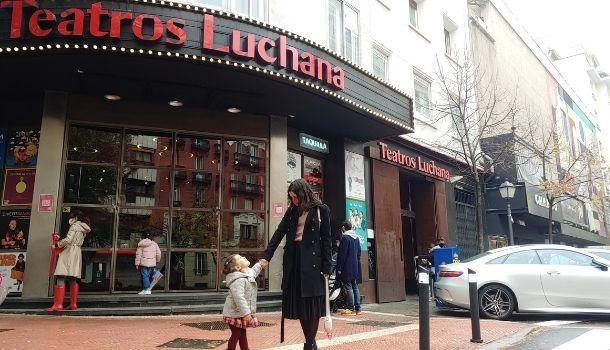 Teatro para niños Madrid