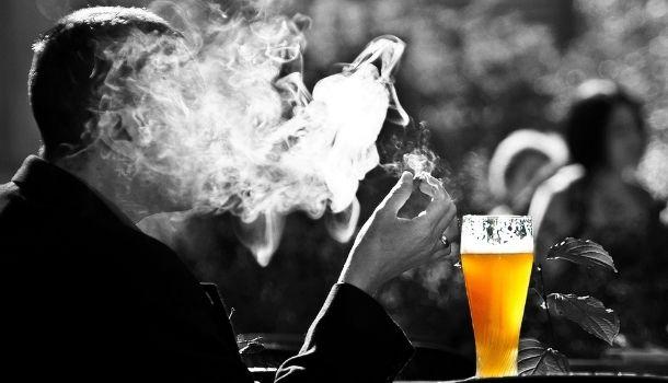 prohibición fumar en terrazas opinión