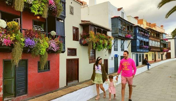 En este momento estás viendo La Palma con niños, qué ver y hacer en familia