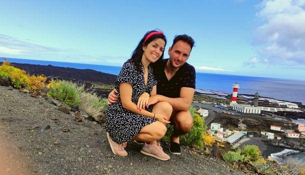 La Palma con niños. volcanes y faros