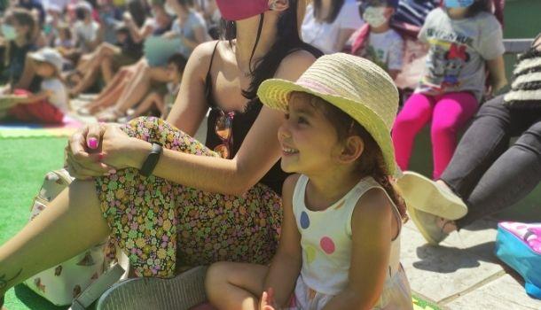 Planes gratis con niños en Madrid
