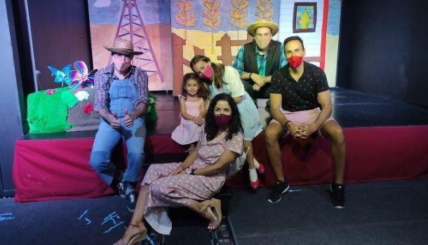 Lee más sobre el artículo Teatro para niños: El Mago de Oz