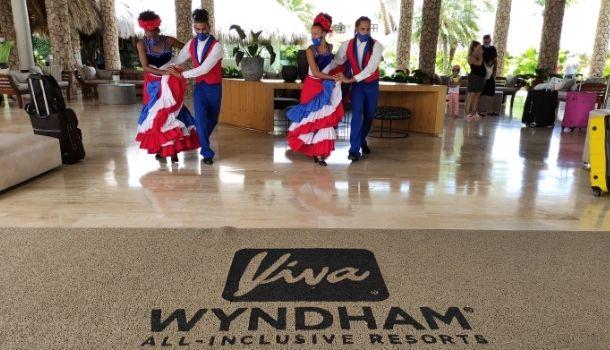 Viajar con niños Caribe República Dominicana hotel Viva Wyndham