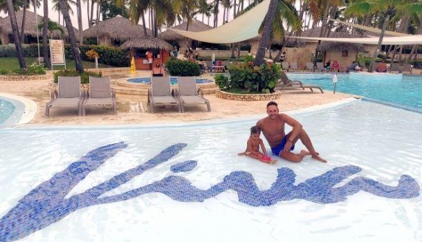 Viajar con niños Caribe República Dominicana hotel Viva