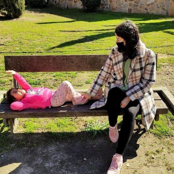 día en el parque